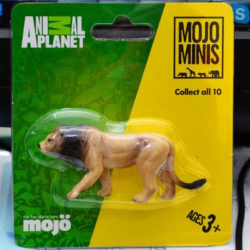 【MOJO FUN 動物模型】動物星球頻道獨家授權 - 迷你獅子