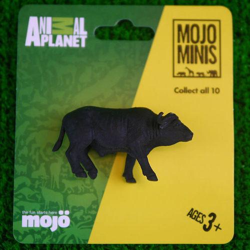 【MOJO FUN 動物模型】動物星球頻道獨家授權 - 迷你水牛