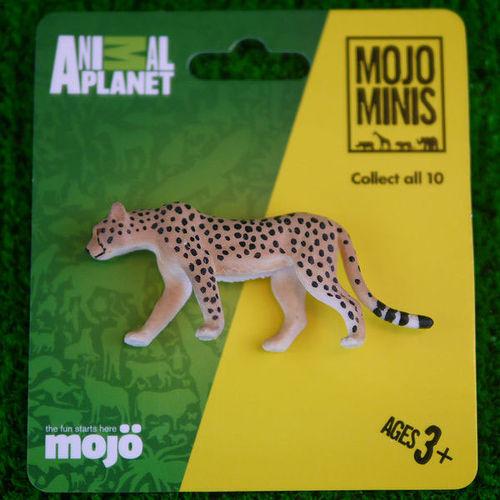 【MOJO FUN 動物模型】動物星球頻道獨家授權 - 迷你獵豹