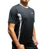 【HANG TEN】超值5件組時尚型男運動排汗短袖上衣