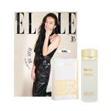 《ELLE雜誌》1年12期 + DR.KING金箔全效面膜 + 金箔保濕修復化妝水