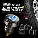 AHEAD 領導者 TPMS 無線輪胎壓力監測系統 胎壓偵測器 胎外式無線胎壓偵測器 (TP-03)