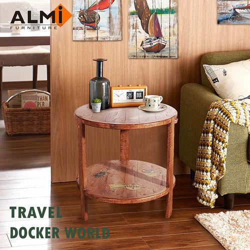 【ALMI】DOCKER WORLD- SMALL ROUND TABLE 圓形茶桌