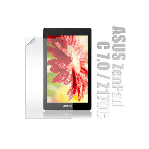 ASUS ZenPad C 7.0 Z170C/Z170 高透光亮面耐磨保護貼