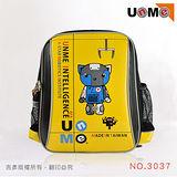 【UnMe】Robot機器人後背書包(黃色)