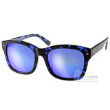 Go-Getter太陽眼鏡 韓版人氣水銀鏡面款 (藍琥珀) #GS1004 BLDEBM