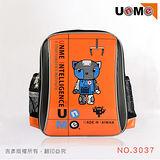 【UnMe】Robot機器人後背書包(橘色)