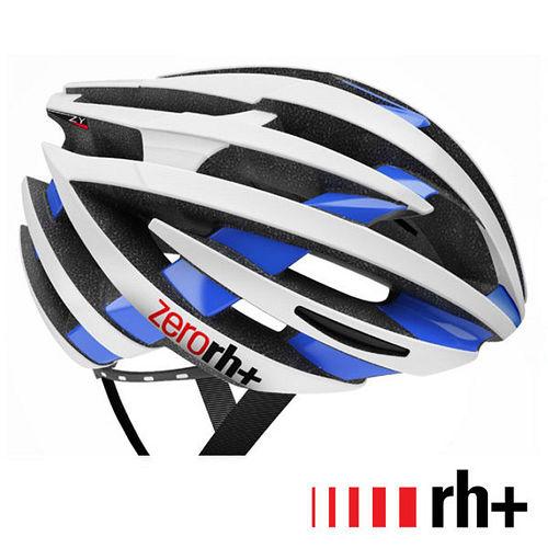 ZERORH+自行車安全帽 ZY系列 (白/寶藍) EHX6055 14