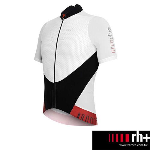 ZeroRH+ 義大利專業PW DRY SKIN競賽級自行車衣(男) ●黑/白、黑/黃、白/紅● ECU0280