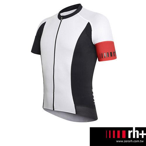 ZeroRH+ 義大利專業競賽級DUAL CELL自行車衣(男) ●黑色、黑/黃、白色● ECU0272