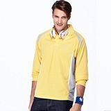 【SAIN SOU】吸濕排汗長袖POLO衫T26201
