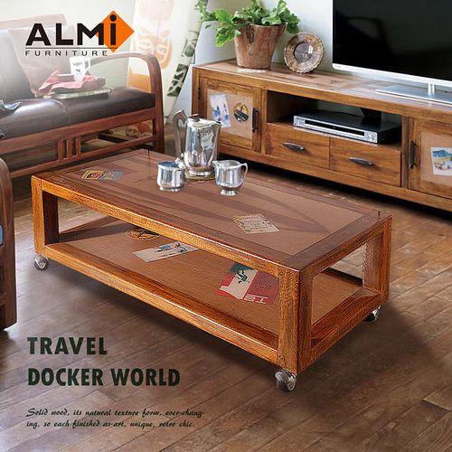 【ALMI】DOCKER SURF- COFFEE TABLE 活動咖啡桌
