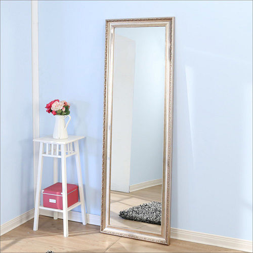 BuyJM新古典風立體浮雕穿衣鏡/壁鏡(高183寬60公分)