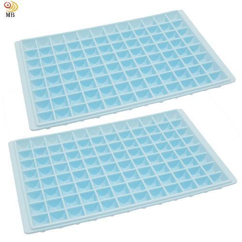 月陽超多96格製冰盒冰格製冰器 2入 FF962