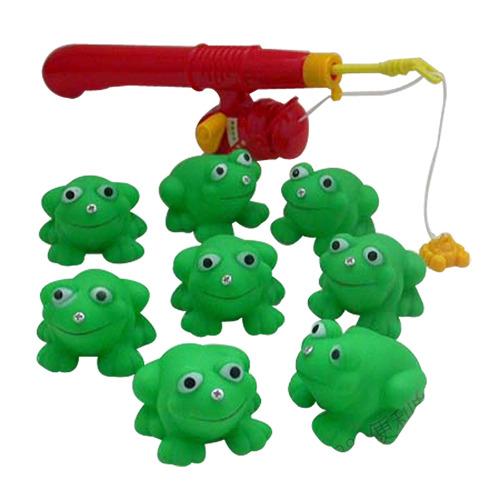 卡裝釣青蛙 (ST)╱洗澡玩具