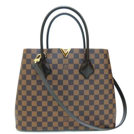 Louis Vuitton  棋盤格紋兩用購物包