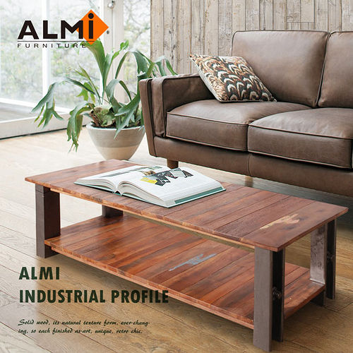 【ALMI】DOCKER PROFILE- PRO COFFEE TABLE 工業風咖啡桌