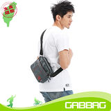GABBAG 織原隨身包(灰)(GB10207-13)