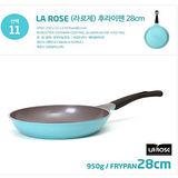 【韓國Chef Topf】 玫瑰鍋LA ROSE系列28公分不沾平底鍋FP-28