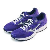 (女)MIZUNO美津濃 CRUSADER 9 慢跑鞋 紫/白-K1GA150405