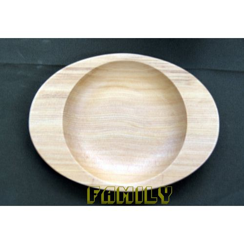 日式居家 天然木 木質餐具 - 實木點心糖果蝶