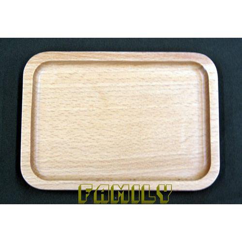日式居家 天然木 木質餐具 - 實木大木盤