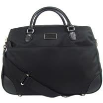 agnes b硬質旅行袋(黑)