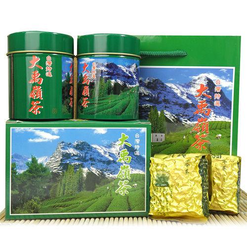 【醒茶莊】嚴選大禹嶺高冷茶禮盒150g(2組)