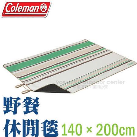 Coleman 野餐休閒毯140×200cm