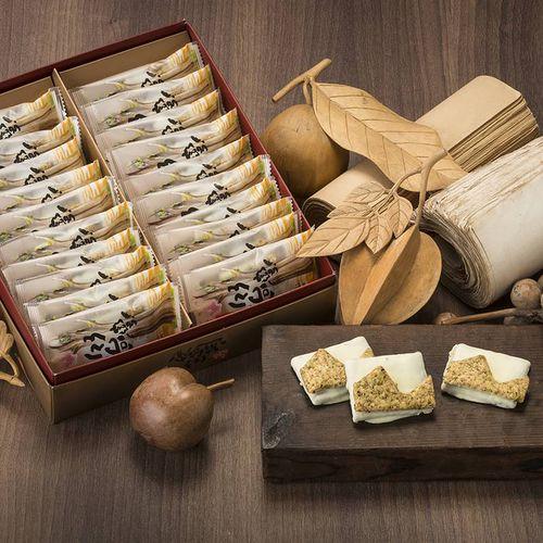 含運【華膳空廚】阿里山方塊酥20入/400g