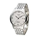 天梭 TISSOT Le Locle 囍字限量機械腕錶 T41183350