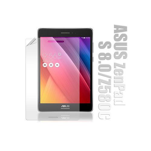華碩平板 ASUS ZenPad S 8.0 Z580CA 高透光亮面耐磨保護貼