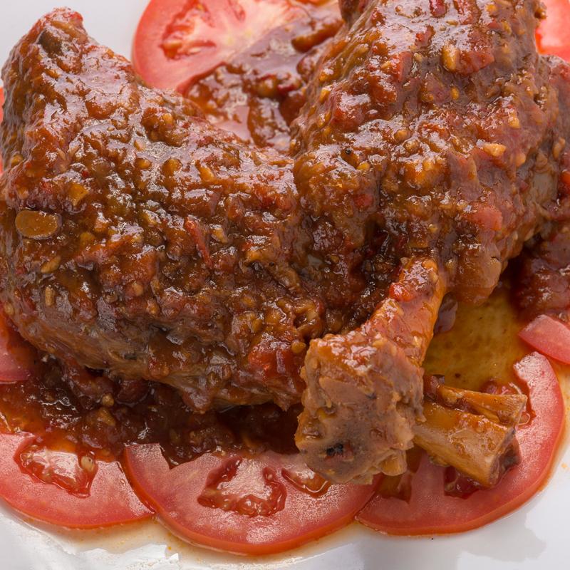 【華膳空廚】蕃茄燉羊膝