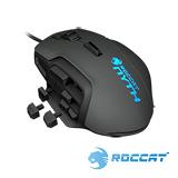 ROCCAT Nyth 雷射電競滑鼠-黑