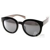 BCBGIRLS太陽眼鏡 輕量METALITE水銀 (黑-棕) #AQUA C13