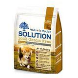 SOLUTION耐吉斯 成幼犬無穀 澳洲羊肉 低敏柔膚 3磅 X 1包