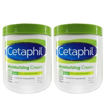 Cetaphil 舒特膚 溫和乳霜 566g (20oz) 兩入組