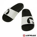 AIRWALK- 輕盈舒適中性EVA休閒多功能室內外拖鞋 - 白