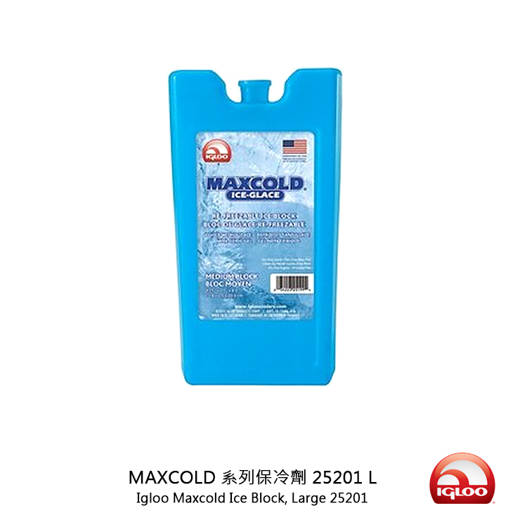 Igloo MAXCOLD系列保冷劑25201 L 城市綠洲專賣