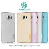 NILLKIN Samsung Galaxy S6 Edge+ / Edge Plus G928F 本色 TPU 軟套