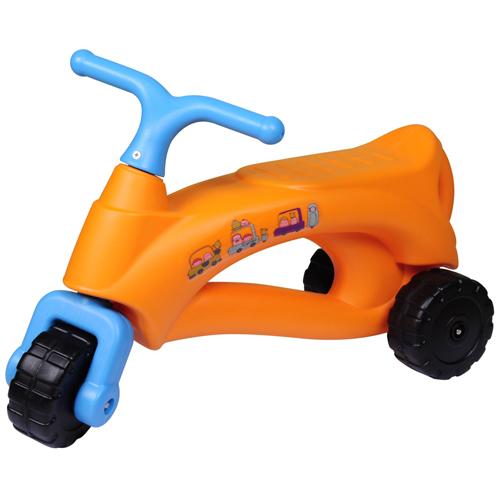 寶貝樂 法國號學步車/助步車-橘色