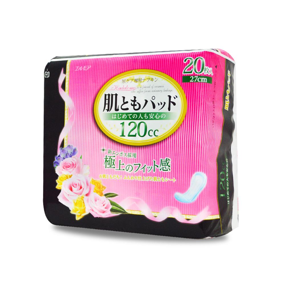 【日本一番】婦女失禁護墊29cm 中量型(120cc)-24片/包