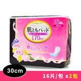 【日本一番】婦女失禁護墊29cm 多量型(170cc)-22片/包x2包組
