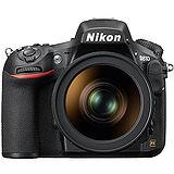 Nikon D810 24-120 ED VR 單鏡組 (公司貨)-送輕裝時代Q999腳架+BENRO SMART 20單肩側背包(顏色隨機)