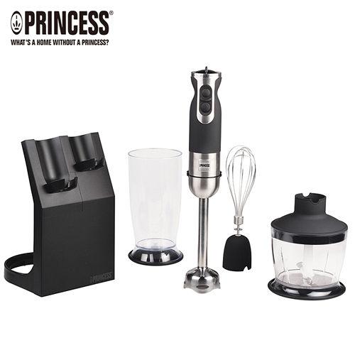 《PRINCESS》荷蘭公主手持式調理攪拌棒-豪華組(221203)