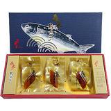 有溫度的烏魚子──莊國顯X鱻采頂級烏魚子一口吃(12片裝/3盒組)