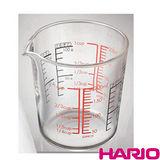 日本【HARIO】玻璃量杯200ml / CMJ-200
