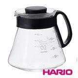 日本【HARIO】V60經典60咖啡壺600ml / XVD-60B