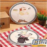 【好料理】陶瓷軟木鍋墊(2入)