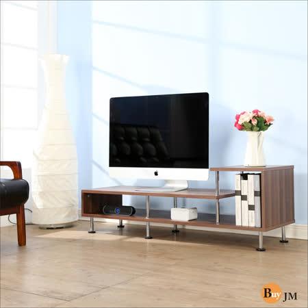 BuyJM簡約時尚L造型電視櫃/電視架-寬135公分 -friDay購物